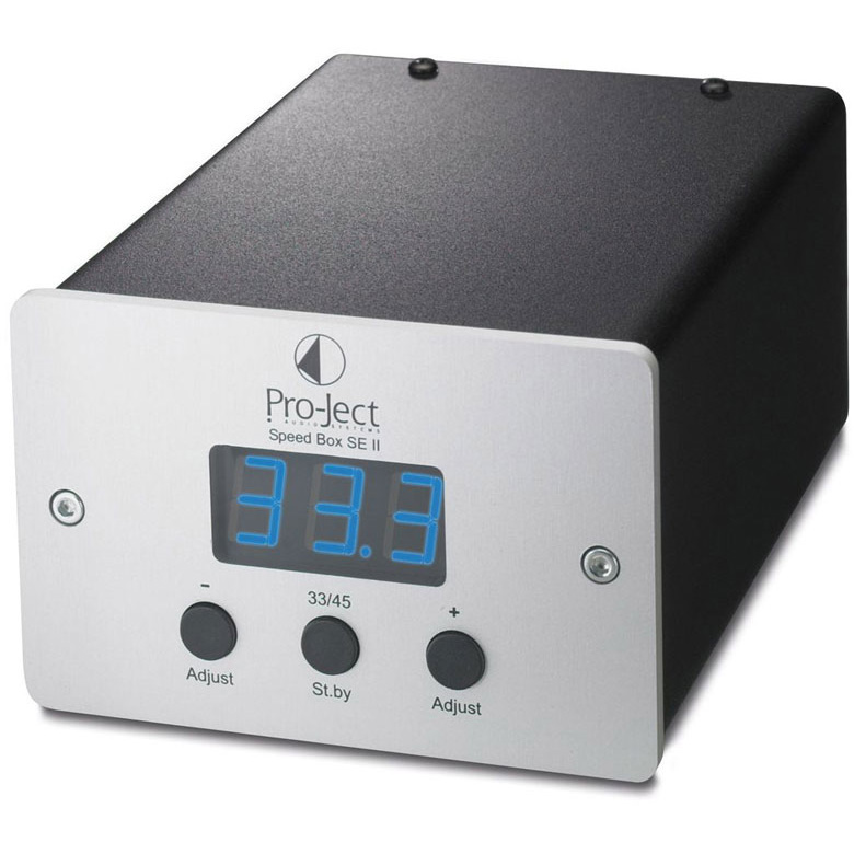 Pro-Ject Speed Box DS – DEMO