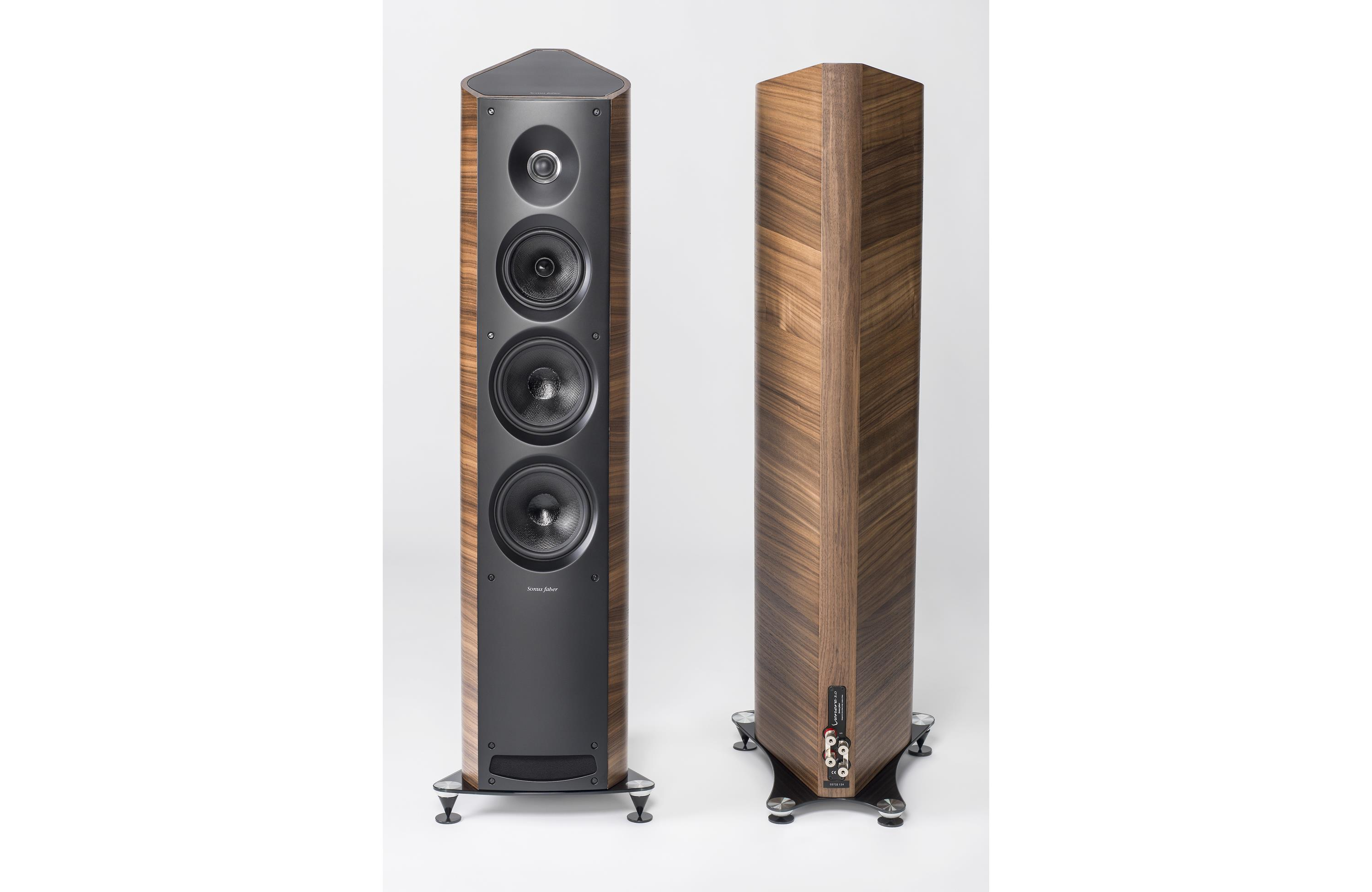 Monitor Audio Bronze 6 Walnut Sonus Faber Venere 30 Demo Salon 1