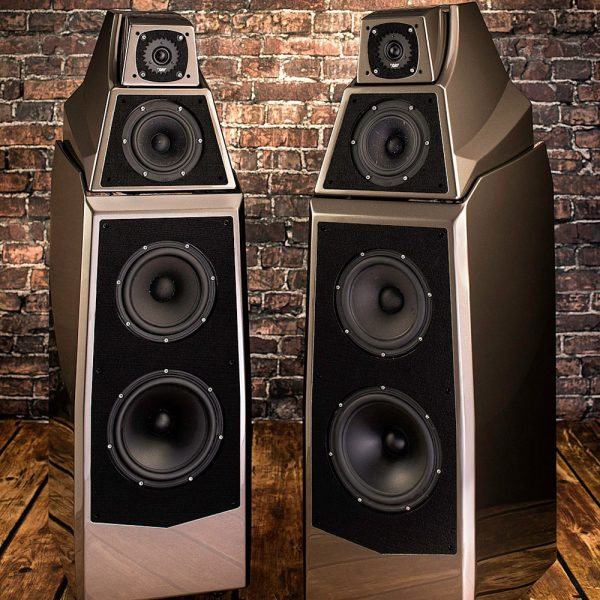 Wilson Audio's All-new Alexia Speaker System