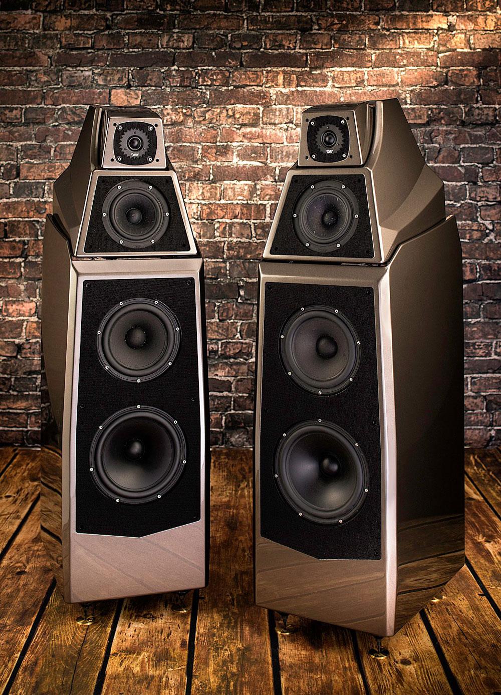 Wilson Audio Alexia Salon 1 Audio