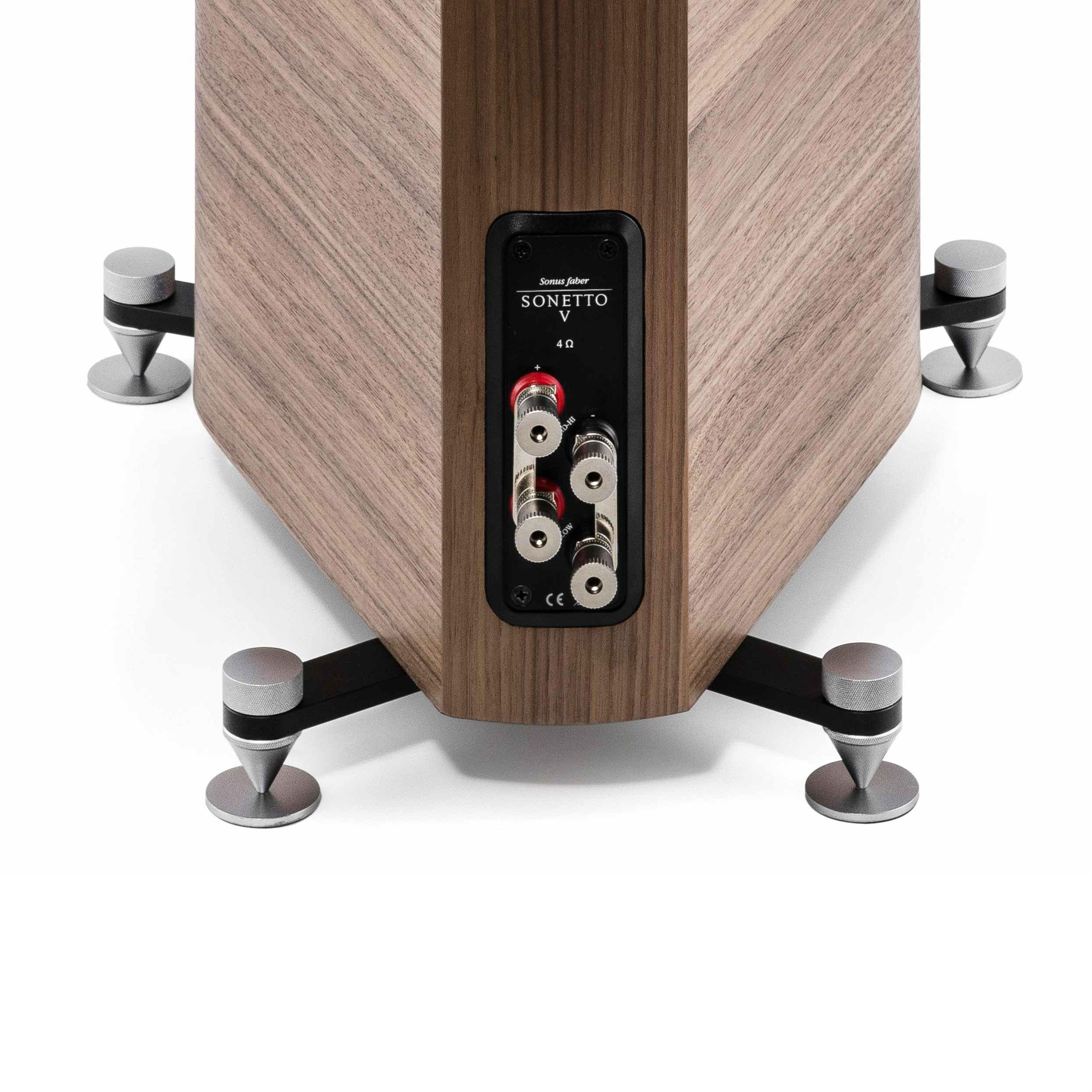 Sonus Faber Sonetto V – NEW | Salon 1 Audio
